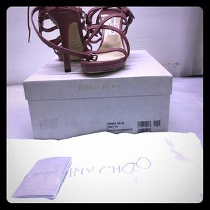 New in Box Jimmy Choo Shoes